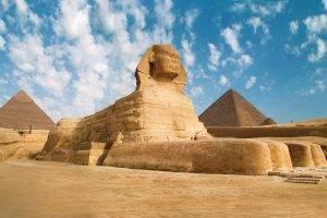 turi v egipet